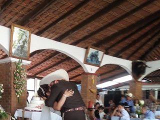 La boda de Claudia  y Daniel 2
