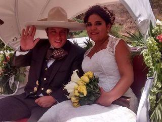 La boda de Claudia  y Daniel