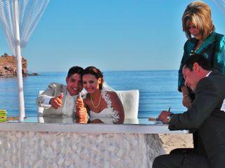 La boda de Helena y Carlos 1
