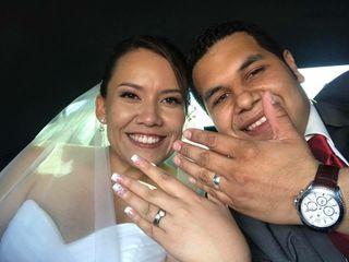 La boda de Sarahi y Jorge
