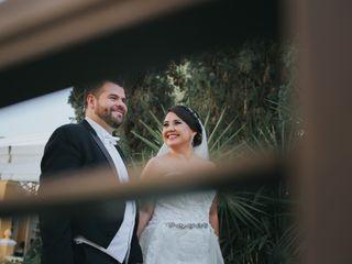 La boda de Kary y Luis