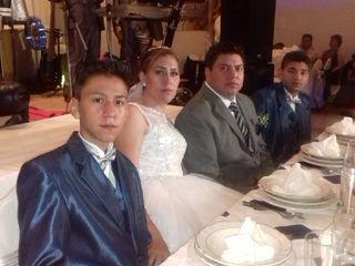 La boda de Gaby y Tomy