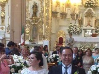 La boda de Ana Eugenia y Miguel Ángel 2
