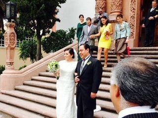 La boda de Ana Eugenia y Miguel Ángel 3