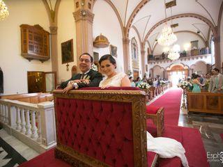 La boda de Ana Eugenia y Miguel Ángel