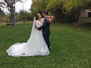 La boda de Nayeli y Josué