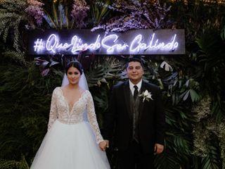 La boda de Jackie y Migue