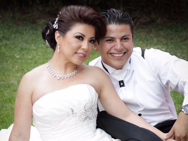 La boda de Nelly y Carlos