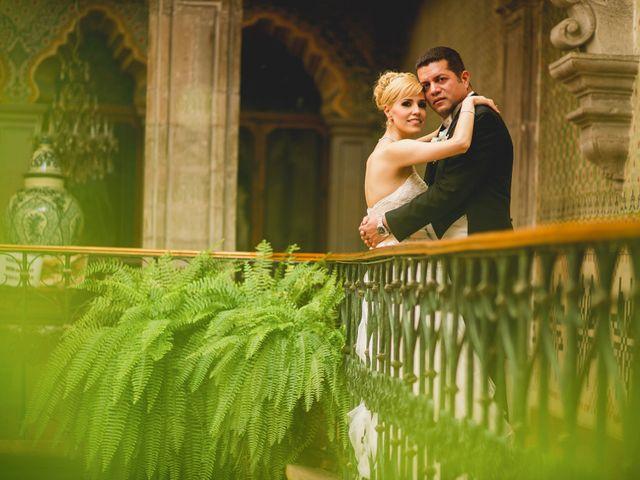 La boda de Nadia y Fernando