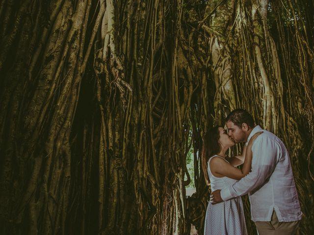 La boda de Eduardo y Claudia en Boca del Río, Veracruz 1