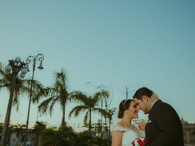 La boda de Eduardo y Claudia en Boca del Río, Veracruz 79
