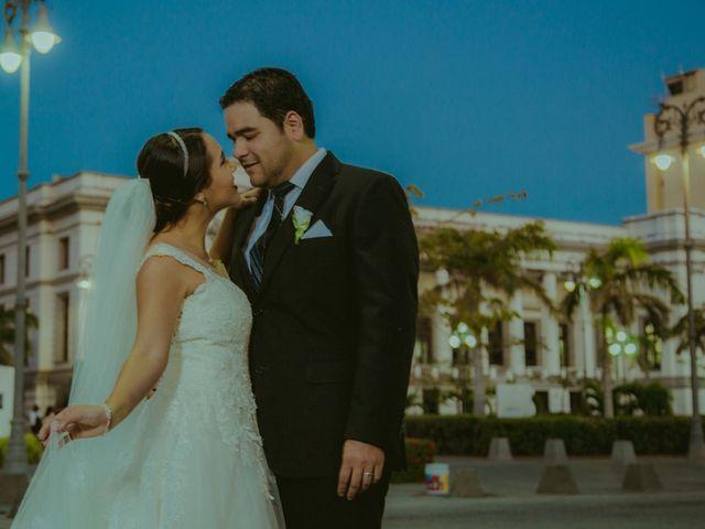 La boda de Eduardo y Claudia en Boca del Río, Veracruz 83