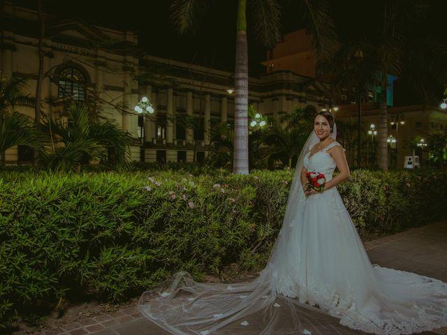 La boda de Eduardo y Claudia en Boca del Río, Veracruz 87