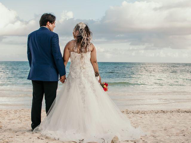 La boda de Cristal y Néstor