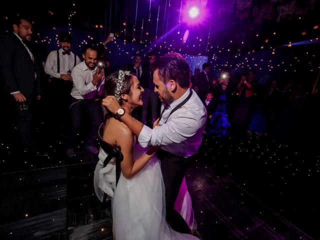 La boda de Marco y Mitzuko en Tlajomulco de Zúñiga, Jalisco 1