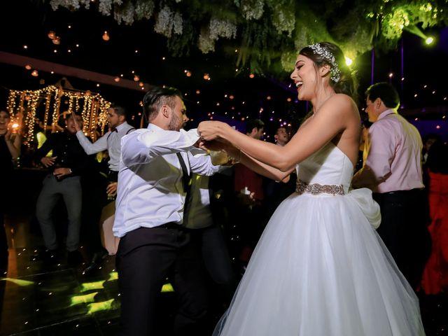 La boda de Marco y Mitzuko en Tlajomulco de Zúñiga, Jalisco 18