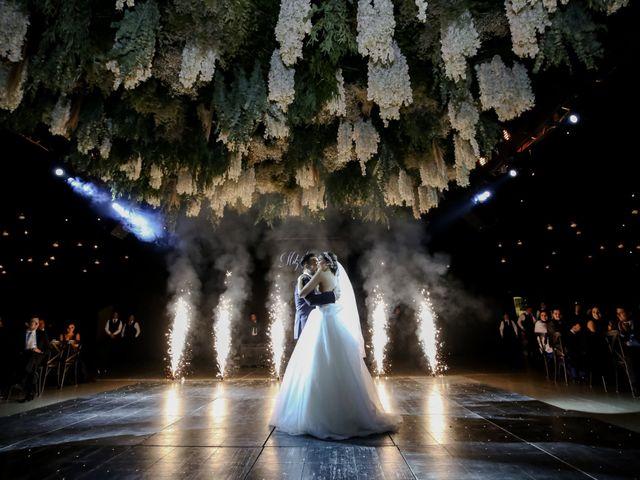 La boda de Mitzuko y Marco