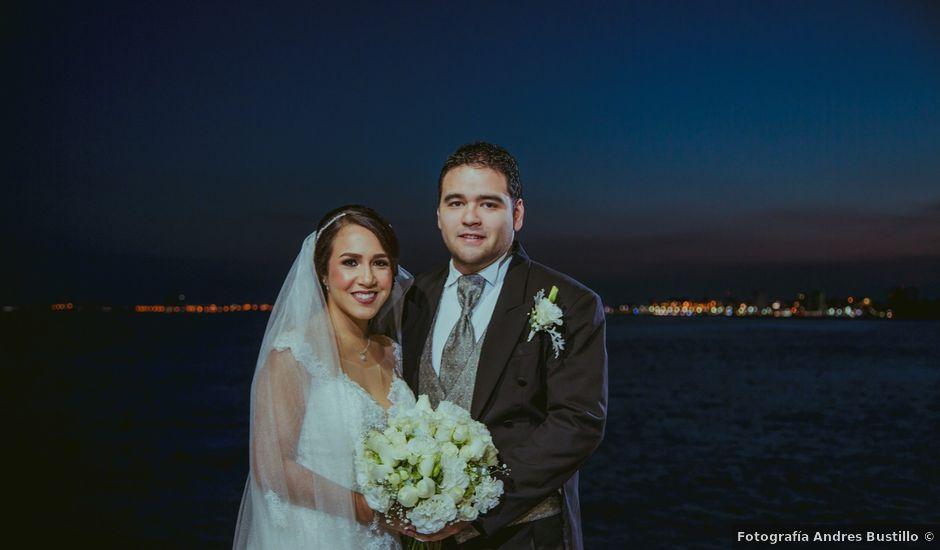 La boda de Eduardo y Claudia en Boca del Río, Veracruz