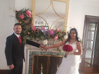 La boda de Elvia y Paul