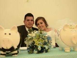 La boda de Maricela y Hugo