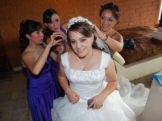 La boda de Viviana y Erick 1