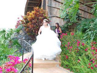 La boda de Viviana y Erick 2