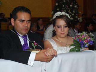 La boda de Viviana y Erick 3