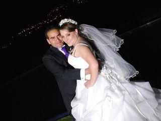 La boda de Viviana y Erick