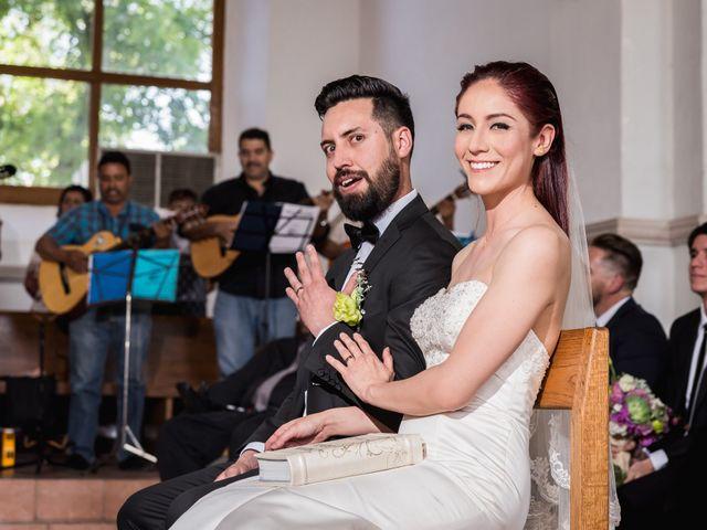 La boda de Samanta y Daniel