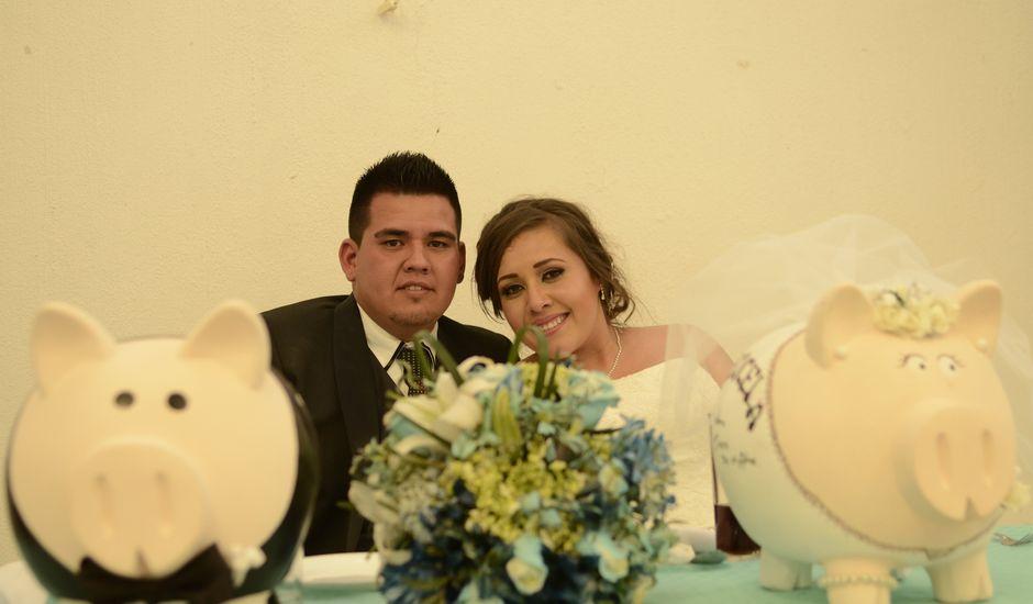 La boda de Hugo y Maricela en León, Guanajuato