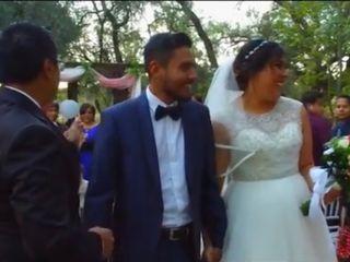 La boda de Sharon  y Samuel
