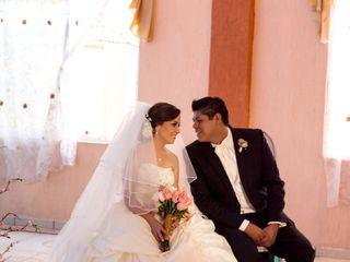 La boda de Alejandra y Feliciano  1