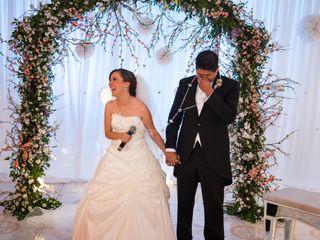 La boda de Alejandra y Feliciano  2
