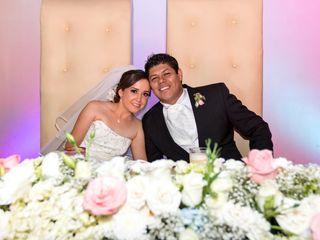 La boda de Alejandra y Feliciano