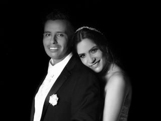La boda de Andrea y Cesar 1