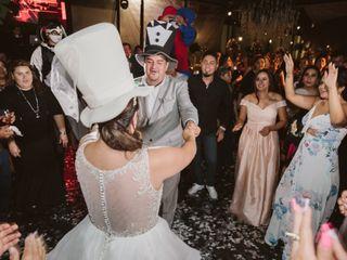 La boda de Alejandra y Nicolás 1