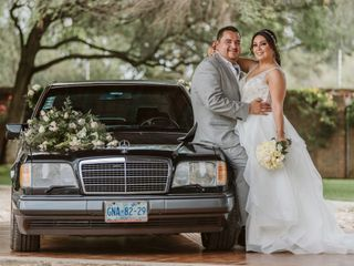 La boda de Alejandra y Nicolás
