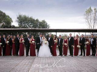 La boda de Ivan  y Areli  1