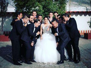 La boda de Ivan  y Areli  2