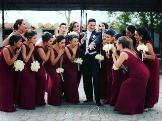 La boda de Ivan  y Areli  3