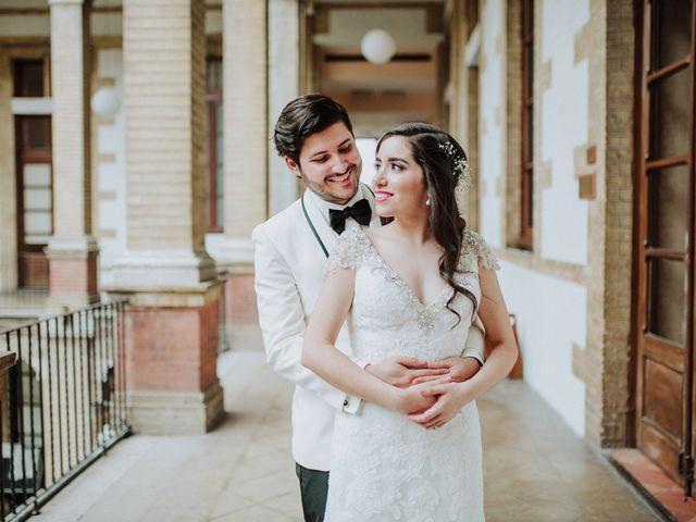 La boda de Sofía y Luis Carlos