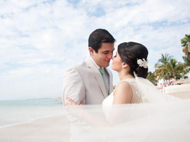 La boda de Gabriela y Fernando