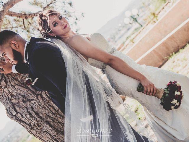 La boda de Anahi  y Alberto