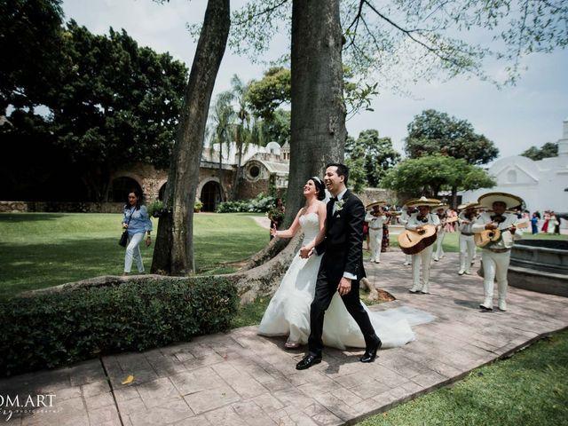 La boda de Edna y Gerardo