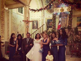 La boda de Mary y Luis