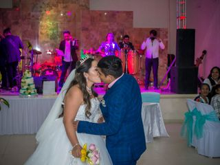 La boda de Diana Lisy y José Manuel
