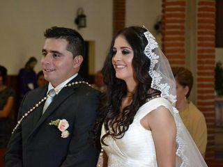 La boda de Priscila y Ismael