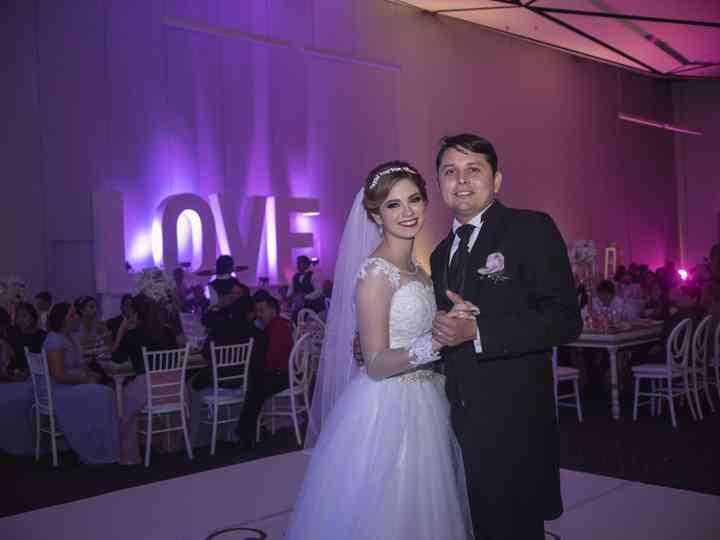 La boda de Liliana y Belén