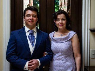 La boda de Adriana y Ulises 2