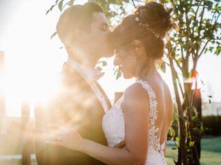 La boda de Dulce y Luis